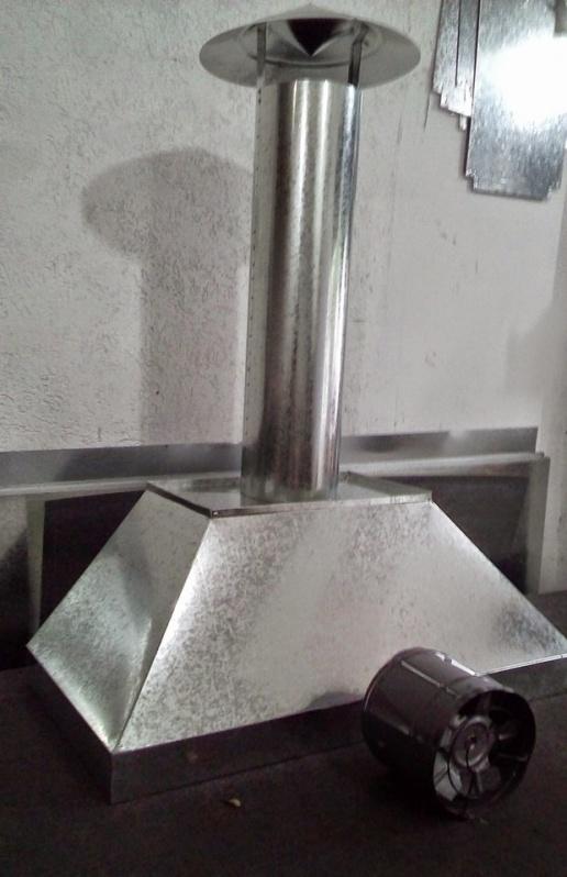 Coifa de Aço Inox Suzano - Coifas de Aço Inox