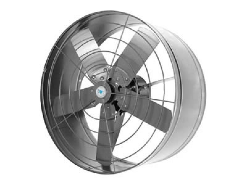 Fornecedor de Exaustor Elétricos Industrial Jardins - Exaustor Eólico Giratório