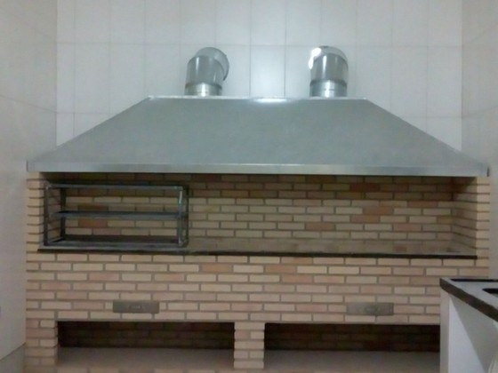 Instalação de Coifa Industrial em Restaurante Valor Guararema - Instalação de Tubulação para Chaminé de Churrasqueira