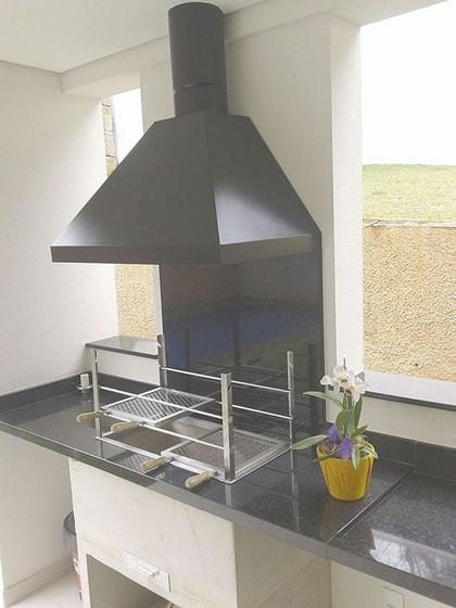 Instalação de Coifa na Cozinha Valor Poá - Instalação de Tubulação para Chaminé de Churrasqueira