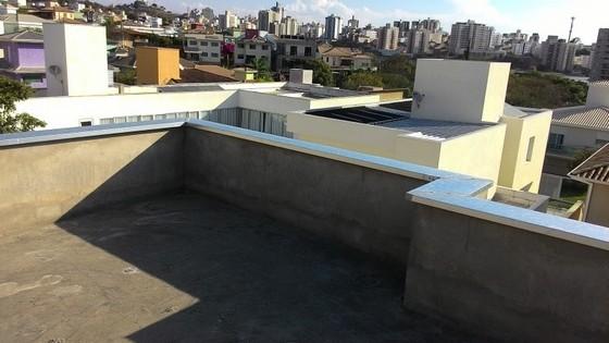 Rufos Pingadeira para Muros Parque São Rafael - Rufo de Parede