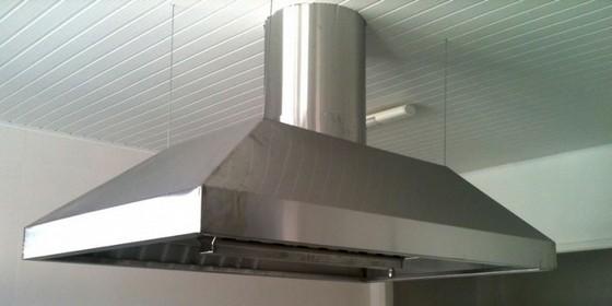 Serviço de Instalação de Coifa de Cozinha Itaquaquecetuba - Instalação de Tubulação para Chaminé de Churrasqueira