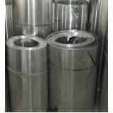 chapas em alumínio 0,7 Campo Belo