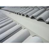 distribuidor de rufos externos moldados Alto de Pinheiros