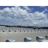 exaustores eólicos de teto Cotia