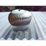 fabricante de exaustor eólicos de teto Aricanduva