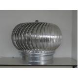 fabricante de exaustores eólicos Morumbi