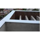 fabricante de rufos pingadeira de alumínio Vila Mariana