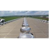 fornecedor de exaustor eólico de alumínio Vila Buarque