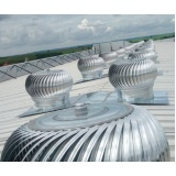 fornecedor de exaustor eólico giratório Sacomã