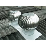fornecedor de exaustor eólicos de teto Jabaquara