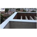 instalação de calha de zinco preço Guararema