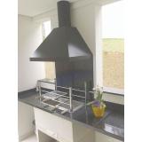 instalação de coifa na cozinha valor Praça da Arvore