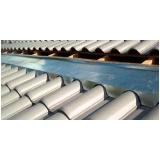 instalação de rufos externos para telhados preço Itaim Bibi