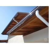 montagem de calhas em telhados Campo Belo