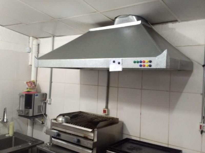 Venda de Coifa Exaustor para Cozinha Industrial Vila Prudente - Coifa de Aço Inox Industrial