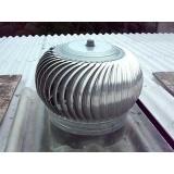 exaustor eólico giratório preço Ibirapuera
