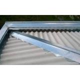 instalação de calhas em telhados preço Santa Cecília