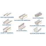 instalação de calhas galvanizadas