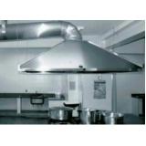 instalação de coifa de cozinha preço Mooca