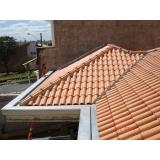 quanto custa instalação de rufos externos para telhados Jardim Europa